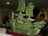 Hand Crafted Jade Sailing Ship